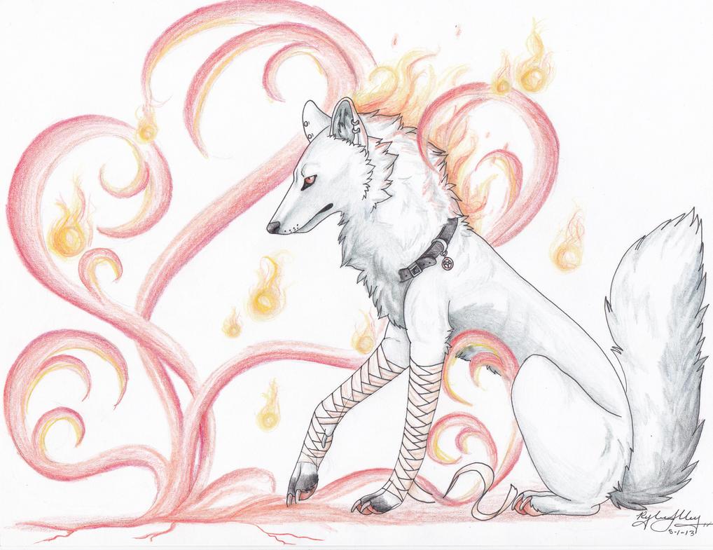 Kasai : Unleashing Devine Hell by LunaDarasu