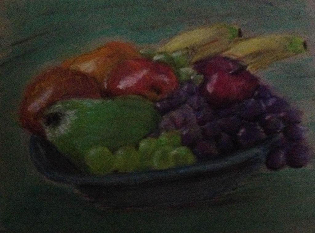 Fruit basket! by wiggybee101