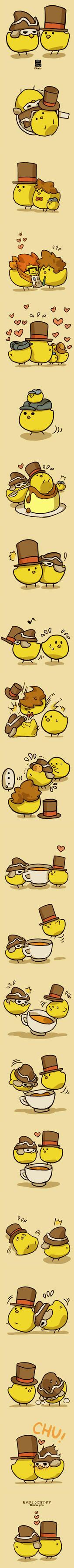 Birds by khrssc