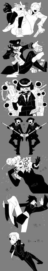 Evil Tintin