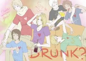Drunk by YuriOokino