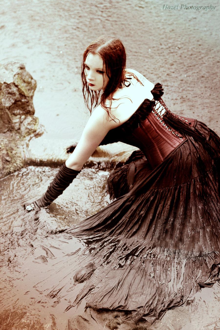 Water and Rain - Collaboration by Kereska
