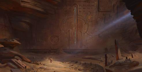 (066) Intlango Igeyithi (Desert Gate)