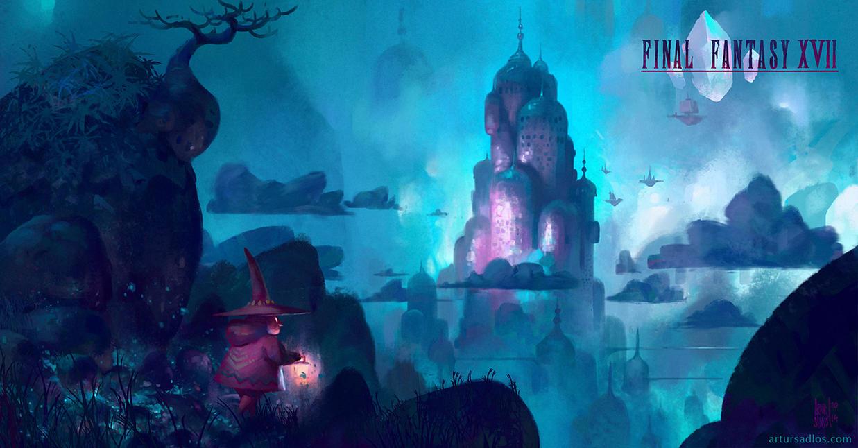 Final Fantasy XVII by artursadlos