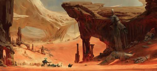 Deep Desert (Mooeti) by artursadlos