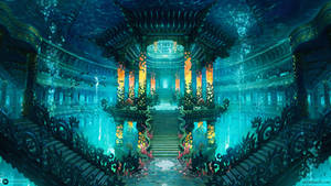 Dragon Palace - Tower