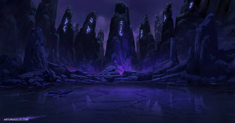 League Of Legends | Background Art 5