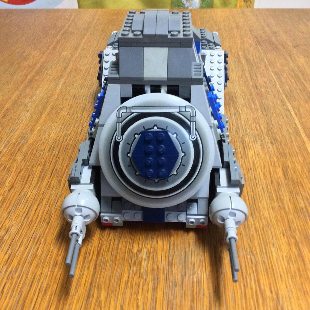 My own lego MTT by FeanorTargaryen on DeviantArt