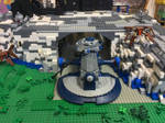 Gate of the lego droid base