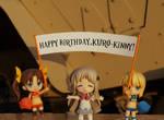 Happy Birthday, Kuro-Kinny! by kookykonata