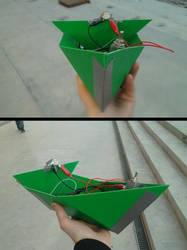 Green DIY boat