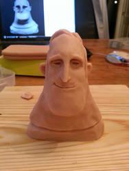 My First Sculpture