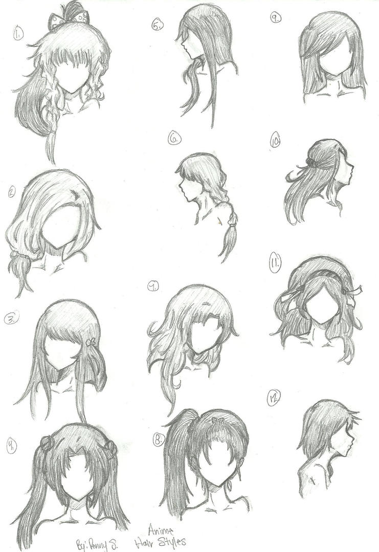 Manga Girl Hairstyles Hair Hats Bows Viel Clown Joker Long Short Cut Src Batch By Omochasandeviantart  On Deviantart Arts Src Easy Manga Girl moreover Abstract Dibujo De Pelo Largo Gm453223371 30404524 as well 542543086344123981 moreover Easy Anime Girl Sketch moreover 10 Tips For Drawing Faces. on drawing curly hair