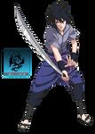 Sasuke Taka Shippuden Render