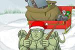 Bu and Nar Save Christmas by neekko