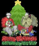 A Very Bu and Nar Christmas by neekko
