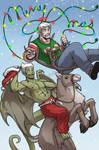 Reindeer Games by neekko