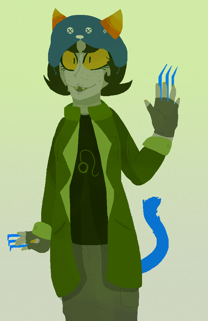 Nepeta Leijon by GooeyPopsicle