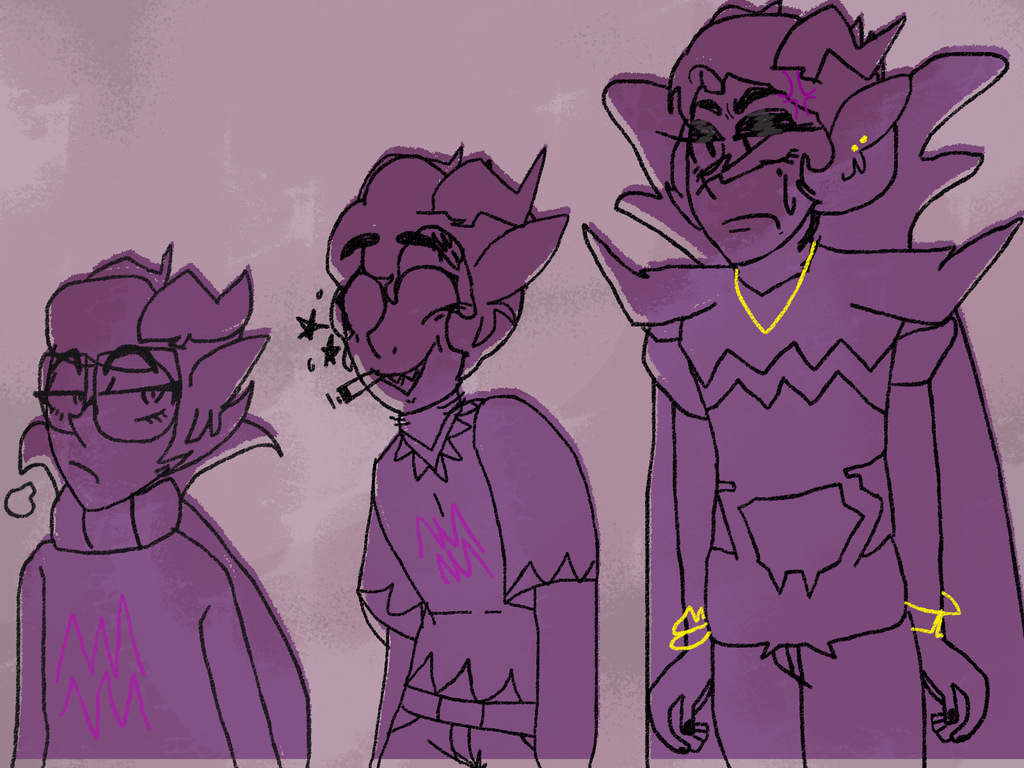Thos Ampora Bois by GooeyPopsicle