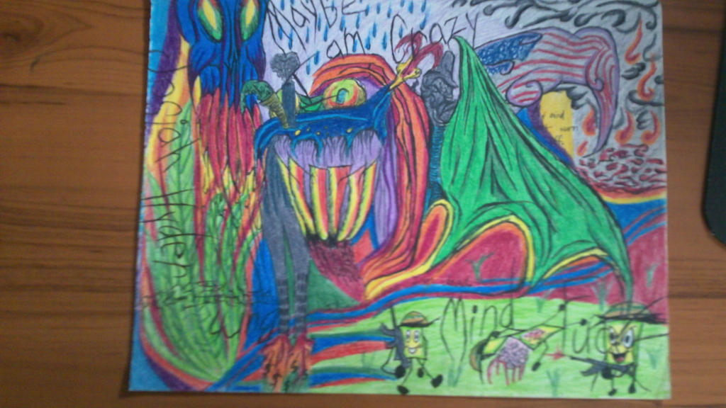March of the Acid Tabs by DepthInception87 on DeviantArt