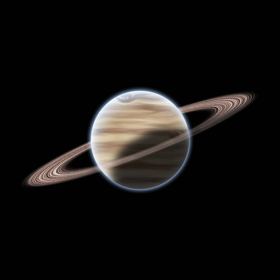 gas planets made of - photo #20