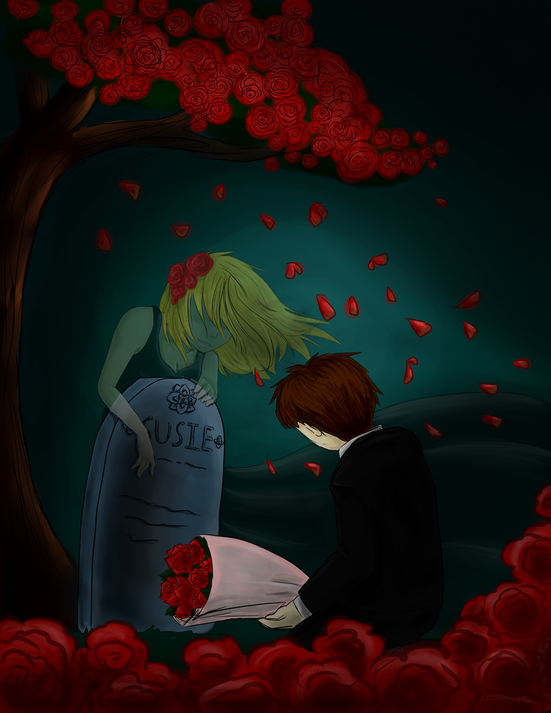 Dead Flowers By The Pirate Heart On Deviantart
