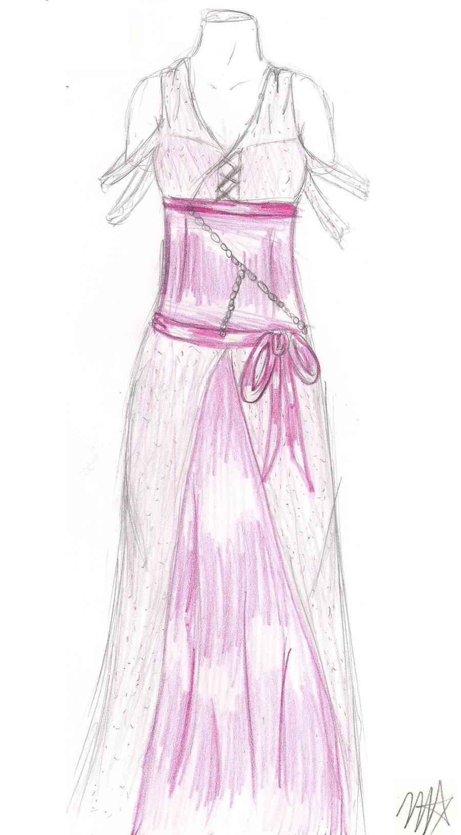 pencil drawings of prom dresses wwwimgkidcom the