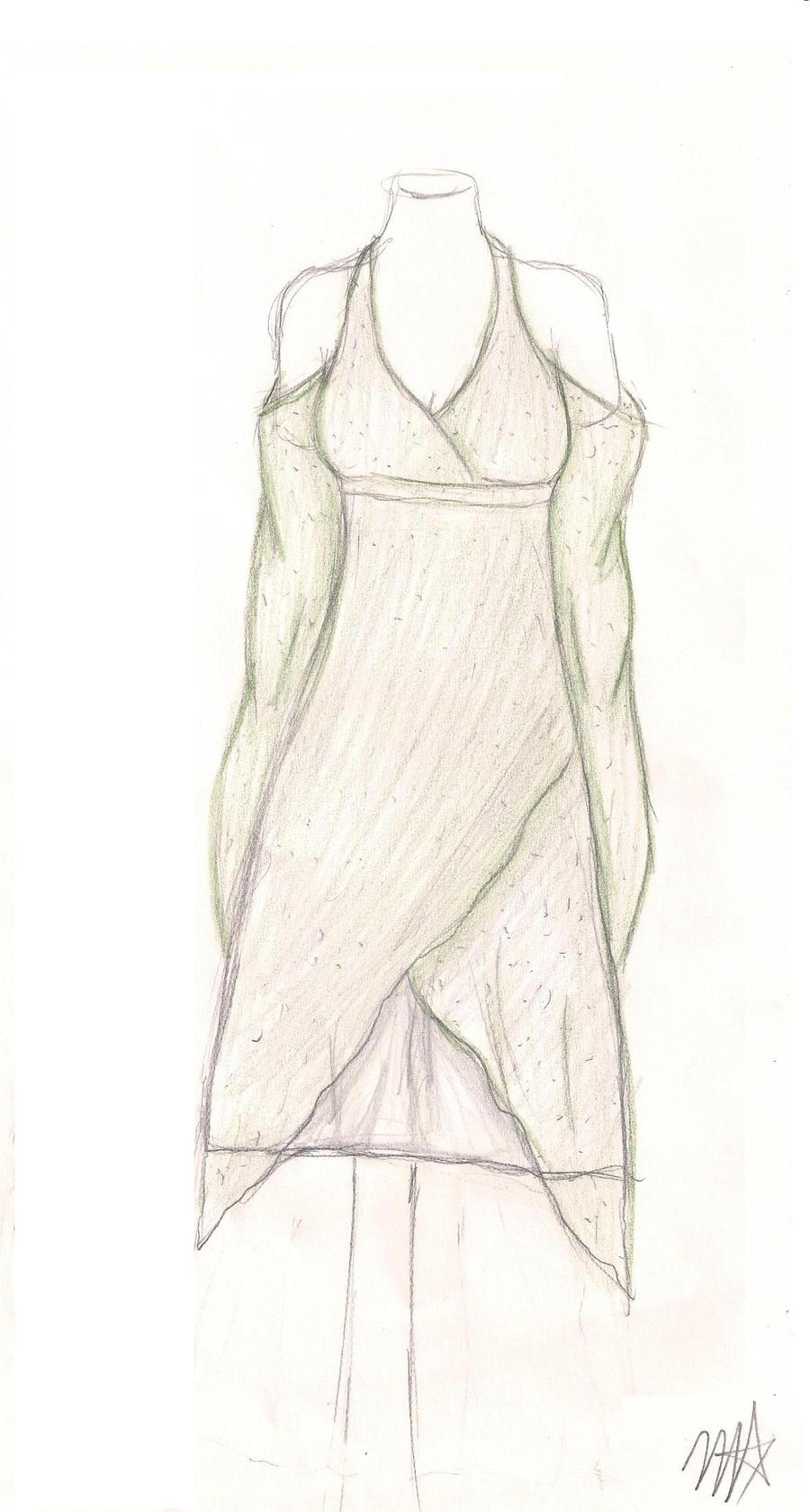 the gallery for gt drawings of prom dresses