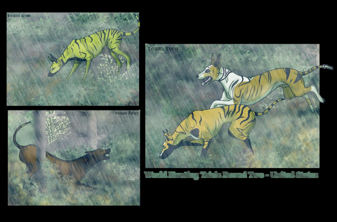World Hunting Trials - Round 2 by MidnightAyaDARPG on DeviantArt