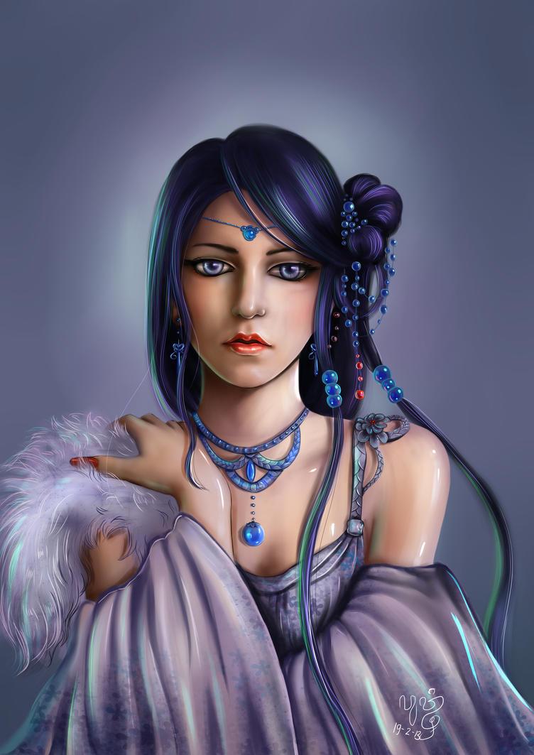 The Princess by Plestari