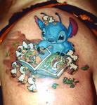 Disney Stitch 'I'M LOST...'