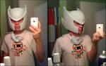 Zero Helmet Progress