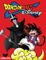 Dragon Ball X Disney Promo by ACPuig