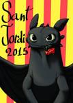 Desdentao Sant Jordi by ACPuig