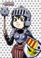 061: Sefora Medieval by ACPuig