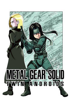 Commission Androides Metal Gear Solid