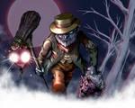 Jack o lantern commission