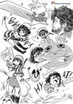 bocetos varios Sefora 2