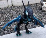 Skylanders Vathek the Undead Dragon Model