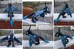 Skylanders Vathek Dragon Model - Multiple Angles