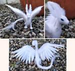 Snow Dragon - Multiple Angles
