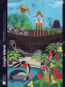 The Riven Islands: Jungle Island