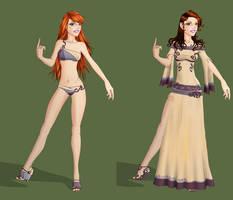 Arhina ambassadress outfit #15