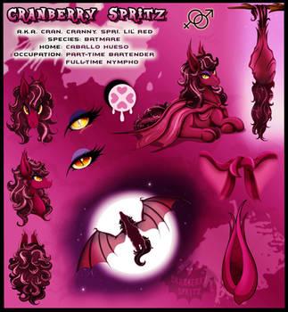 Introducing: Cranberry Spritz by cranberry-spritz