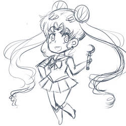 Sailor Moon (WIP)