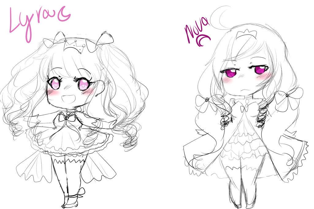 Lyra And Nova