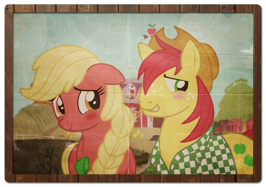 applejacks parents by burntuakrisp - photo #4