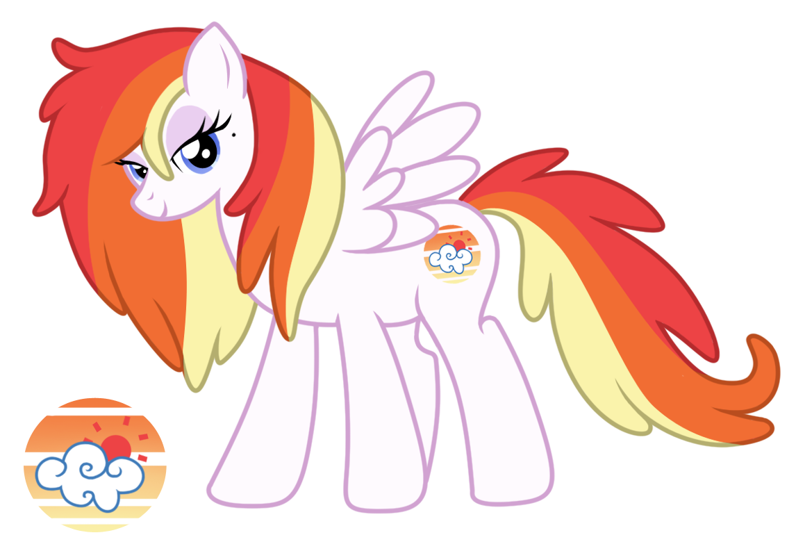Rainbow Dash's Mom