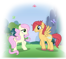 FlutterParents: Made For Eachother