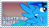 Lightning Blitz Stamp by LugiaAngel